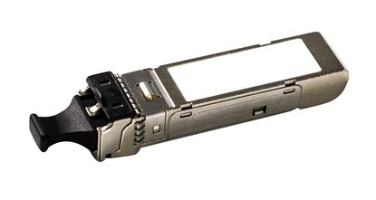 Picture of CARELINK 1.25G LC Duplex Single- mode Industrial SFP Module.