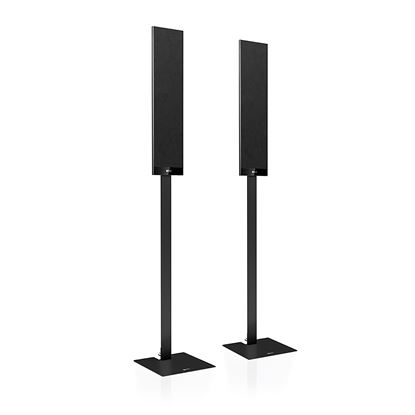 Picture of KEF Floor stand For T-Series Speakers. Colour Black.