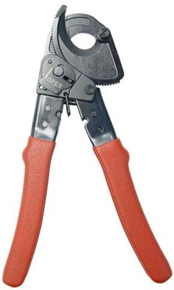 Picture of HANLONG Heavy Duty RG Cable Cutter for up to 32mm diameter