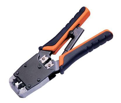 Picture of HANLONG RJ45/RJ12/RJ11 Modular Crimping Tool. Professional Series.