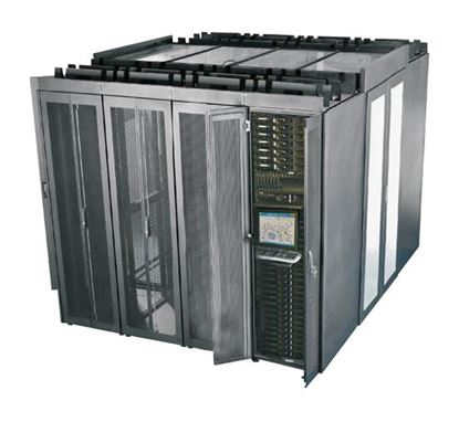 Picture of DYNAMIX ST Data Centre Cabinet Cluster, 8x 45RU, 600 x 1000mm