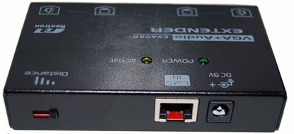 Picture of REXTRON Remote Unit for EVA Series. Video & Audio Extenders, Colour