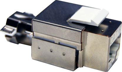 Picture of DYNAMIX Cat6 Shielded KeystoneJack Dual Termination 110/Krone