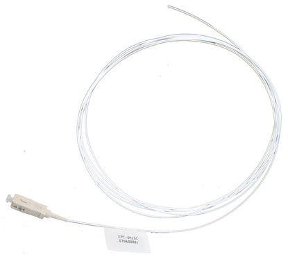 Picture of DYNAMIX 2M SC Pigtail OM1 1x Piece White, 900um Multimode Fibre,