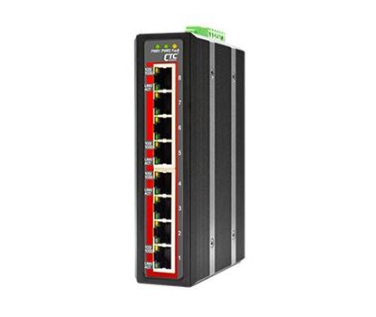 Picture of CTC UNION 8 Port Gigabit Unmanaged Switch. 8x 10/100/1000Base-T(X).