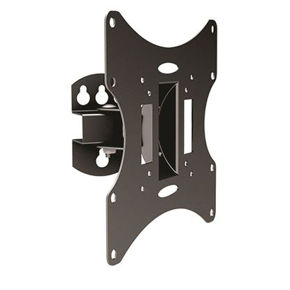 Picture of BRATECK 23'-42' Pivoting wall mount bracket. Tilt and swivel. Supports