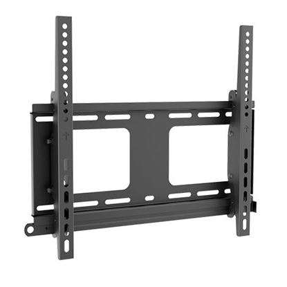 Picture of BRATECK 32'-55' Anti-theft tilting wall bracket. Includes anti-theft
