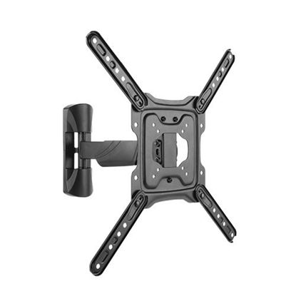 Picture of BRATECK 23'-55' Full motion TV wall mount bracket. Extend, tilt and