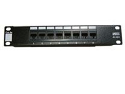 Picture of DYNAMIX 10' 12 Port Cat5e Patch Panel for 10' Cabinet R10 series
