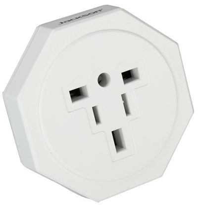 Picture of JACKSON Travel Adaptor, converts USA, UK & Japanese Plugs