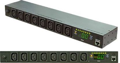 Picture of DYNAMIX 8 Port 10A Switched PDU Remote Individual Outlet Control &
