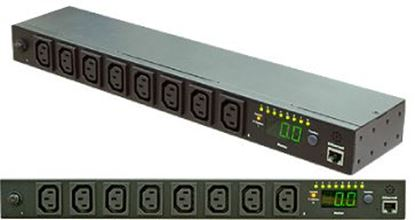 Picture of DYNAMIX 8 Port 16A Switched PDU Remote Individual Outlet Control &