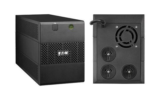 Picture of EATON 5E UPS 2000VA/1200W, 3x ANZ OUTLETS, Fan