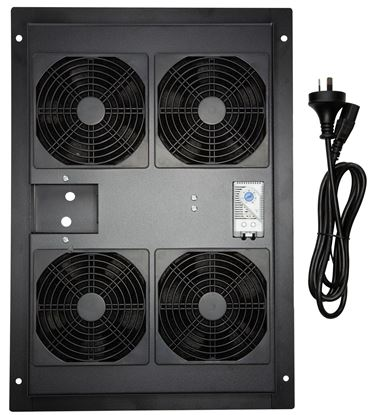 Picture of DYNAMIX Replacement Drop in Fan Tray for SR Series Cabinets.