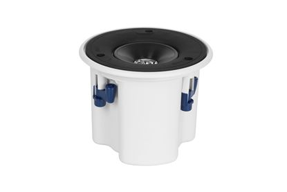 Picture of KEF CI100.2QR 3' Flush Mounting Round In-Wall & Ceiling Speaker.