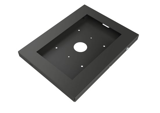 """Picture of BRATECK Anti-Theft Steel Tablet Enclosure. Designed for 10.1"""""""