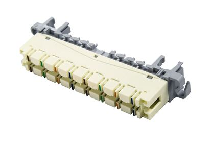 Picture of DYNAMIX 8 Pair Cat5e Disconnect module