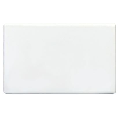Picture of TRADESAVE Slim Blank Plate. Moulded in flame Resistant
