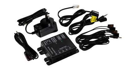 Picture of DYNAMIX 4-2 Hidden IR Distribution System. Kit includes 1x IR Box