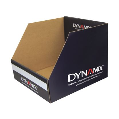 Picture of DYNAMIX Bin Box Extra LARGE Size Dimensions: 320 x 310 x 250mm