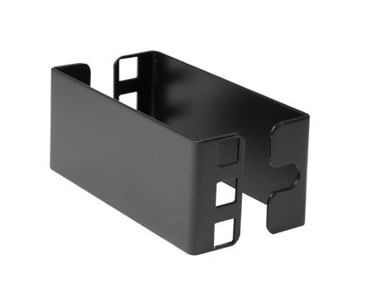 Picture of DYNAMIX Vertical Rail Extension Bracket for a 1U Rackmount.
