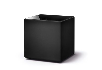 Picture of KEF 10' 300W Subwoofer. 1x 250mm driver. 24~140Hz. 111dB. RCA phono