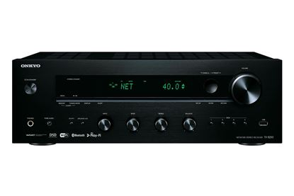 Picture of ONKYO Network Stereo Receiver. Chromcase built in. DTS Play-Fi