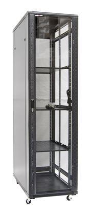Picture of DYNAMIX 45RU Server Cabinet 1000mm Deep (600x1000x2210mm) FLAT PACK