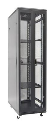 Picture of DYNAMIX 45RU Server Cabinet 800mm Deep (600 x 800 x 2210mm). Includes
