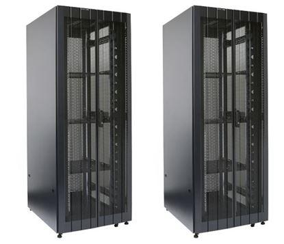 Picture of DYNAMIX 45RU Server Cabinet 1200mm Deep (800x1200x2181mm) FLAT PACK