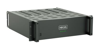 Picture of HEGEL C54 4 Channel Power Amplifier 3U tall, for 19 inch rack mount