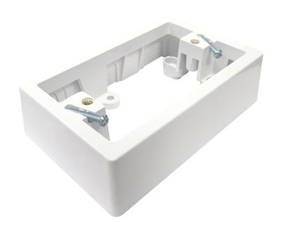 Picture of TRADESAVE DEEP Mounting Block (34mm). Moulded in impact