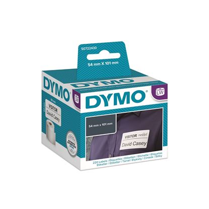 Picture of DYMO Genuine LabelWriter Shipping Labels. 1 Roll (220 Labels)