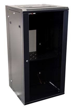 Picture of DYNAMIX 24RU 600mm Deep Universal Swing Wall Mount Cabinet. Removable
