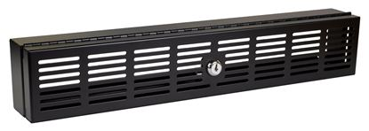 Picture of DYNAMIX 2RU 19' Server Security Lock. Fully Enclosed Top, Bottom, &