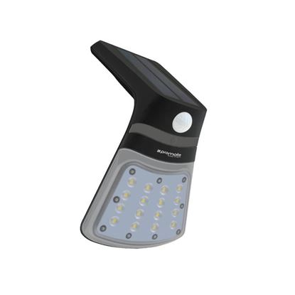 Picture of PROMATE LED 1200mAh Super Bright Outdoor Solar Light with Dual