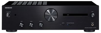 Picture of ONKYO Integrated Stereo Amplifier. 50W + 50W High current
