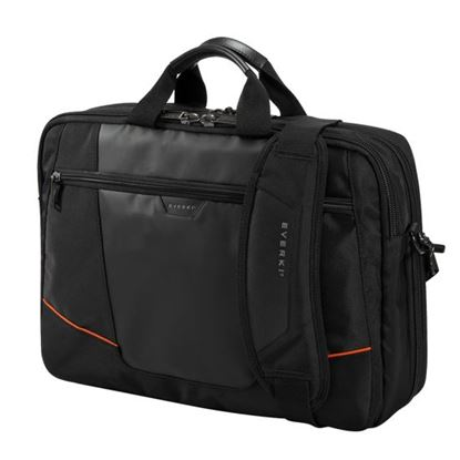 Picture of EVERKI Flight Laptop Briefcase 16' , Checkpoint friendly design,