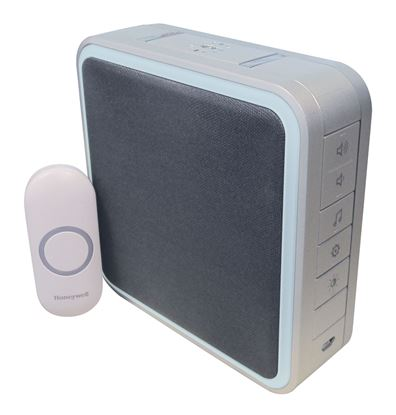 Picture of HONEYWELL Wireless Series 9 Portable Doorbell with Range