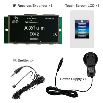 Picture of AXIUM Boardroom Control Kit 1 x KPC-N
