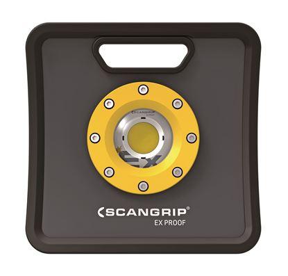 Picture of SCANGRIP NOVA-EX R Rechargable Portable Work Light. 1500 Lumens.