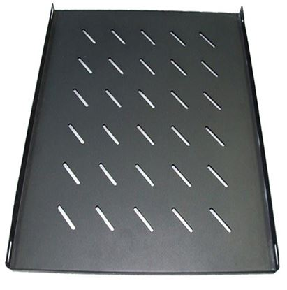 Picture of DYNAMIX Fixed Shelf for 1200mm Deep Cabinet. Black Colour. Shelf