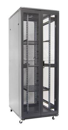 Picture of DYNAMIX 45RU Server Cabinet 1200mm Deep (800x1200x2210mm) FLAT PACK