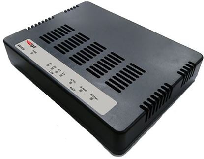 Picture of NETSYS G.Fast Master Modem with 4 Gigabit Point to Point LAN Ports.