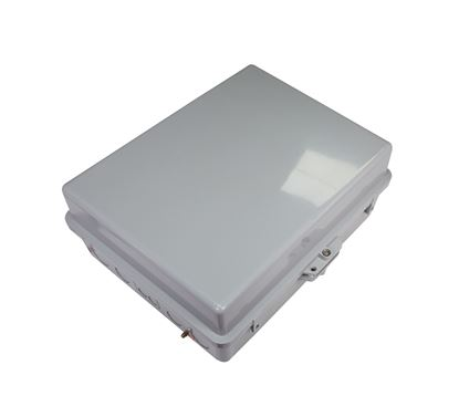 Picture of DYNAMIX Lockable Indoor/Outdoor Fibre Termination Box. 48x position