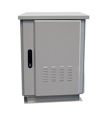 Picture of DYNAMIX 18RU Outdoor Freestanding Cabinet. (800 x 800 x 18U)