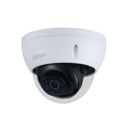 Picture of DAHUA 4MP IP Vandal Proof IR Dome Camera. 2.8mm Lens. 20fps@4mp (2688