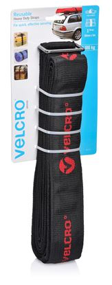 Picture of VELCRO Heavy Duty 5m x 50mm Tie Down Strap. Secure & Hold up to