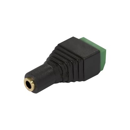 Picture of DYNAMIX 3.5mm Stereo to Wired Adapter Female