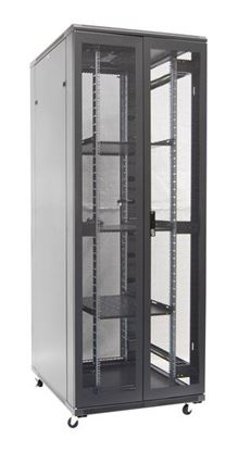 Picture of DYNAMIX 42RU Server Cabinet 900mm Deep (800 x 900 x 2077mm). Includes